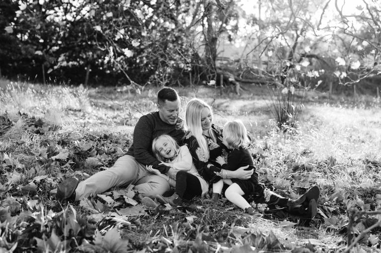 Mornington Peninsula natural family photos