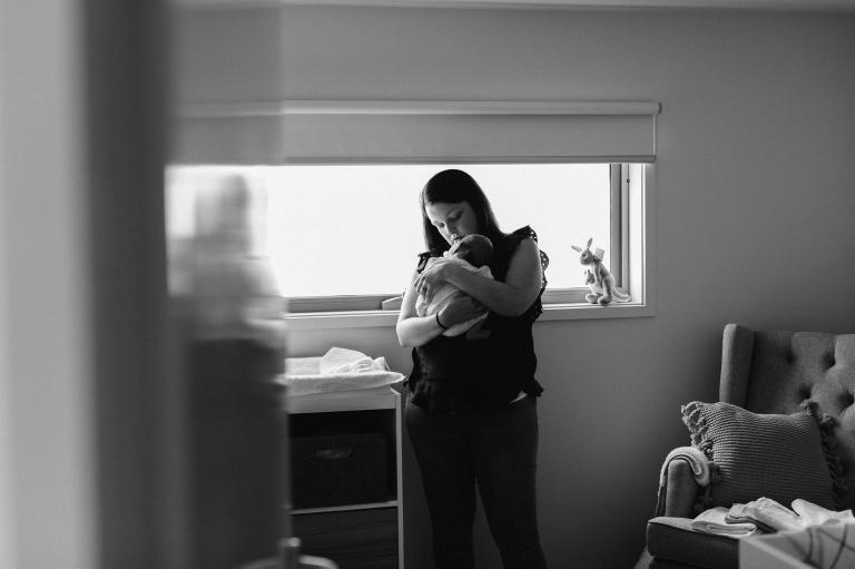 Newborn Same Sex Melbourne Family Photos
